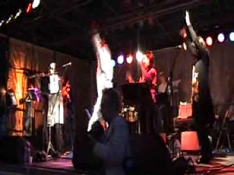 Charanga del Norte gig at Lakes Alive Festival Carlisle