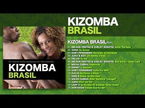 Kizomba Brasil (Full Album)