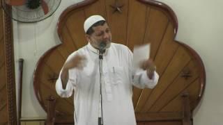 lislaam et lendurance khutbah par a g kassim03 03 2017