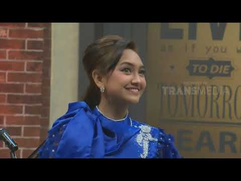 Jihan Audy Dinasehati Cak Lontong  | SAHUR SEGERR (24/05/18) 2-8
