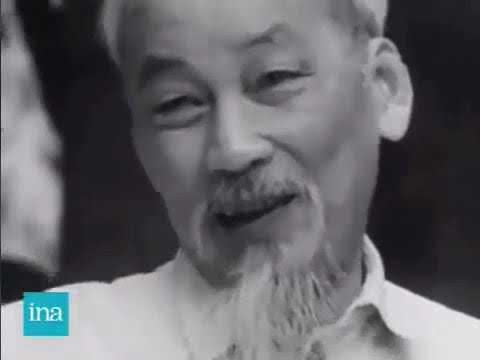 [Interview with President Ho Chi Minh.June 1964] Phỏng vấn chủ tịch Hồ Chí Minh. Tháng 6/1964