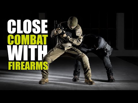 Close Combat with Firearms