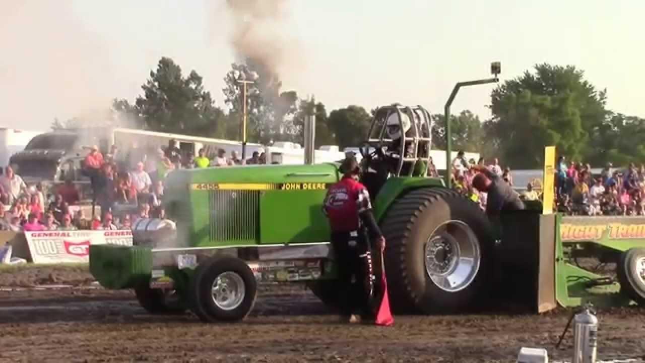 Pro Stock Pulling Tractors : Ostpa light limited pro stock tractors pulling at