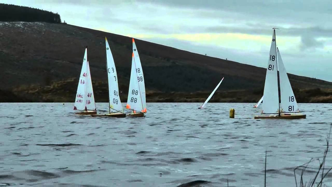 Home Built Model Yacht Racers Prove Competitive