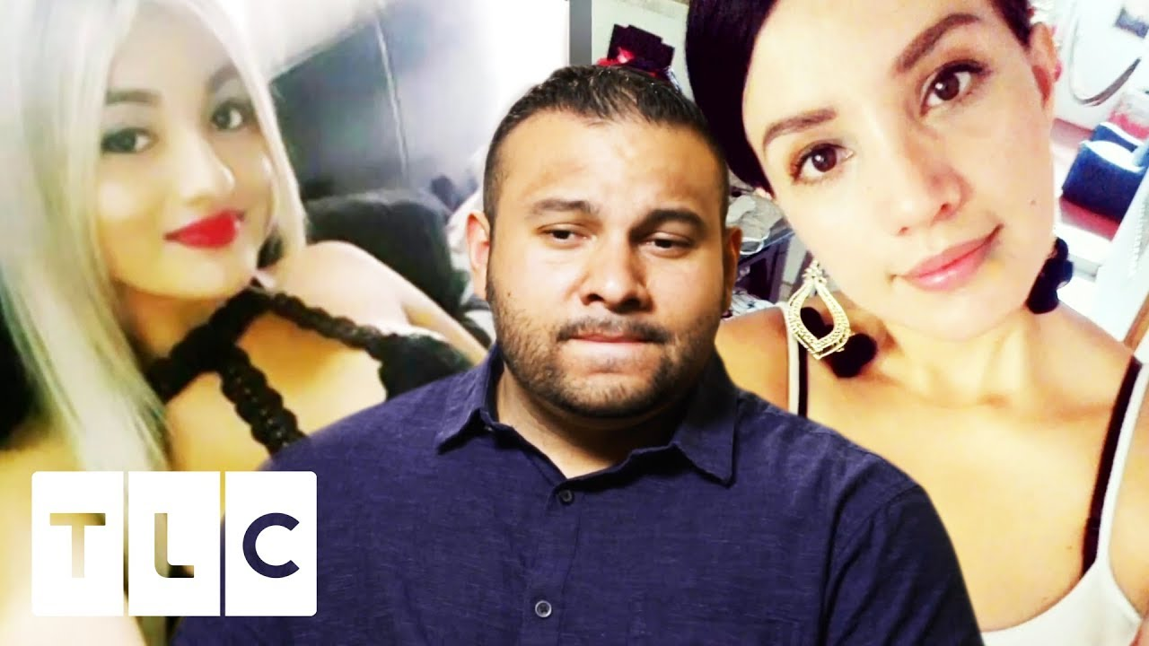 Ricky Has Been Seeing Two Women At The Same Time!   90 Day Fiancé: Before The 90 Days