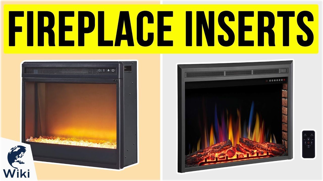 10 Best Fireplace Inserts 2020 Youtube