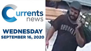 Currents News full broadcast for Wed, 9/16/20 (Catholic news)