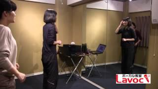 152 2014年 春のライブ ダンス部の練習風景8 本気でLIVE~ライブ~に取...