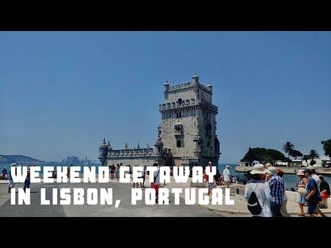 Weekend getaway in Lisbon, Portugal | Travel | Mar Ly