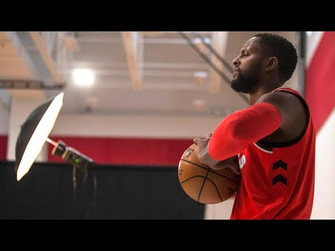 Raptors' C.J. Miles believes guys can learn to shoot 3-pointers