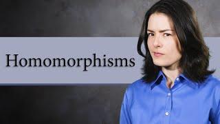 Group Homomorphisms - Abstract Algebra