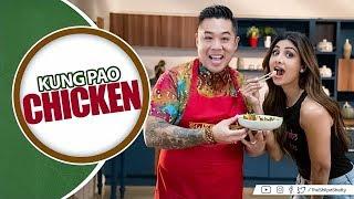 Kung Pao Chicken | Shilpa Shetty Kundra | Healthy Recipes | The Art of Loving Food