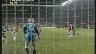 Manchester United - Bayern München 1998