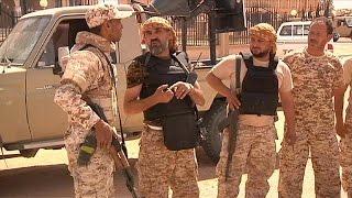 القوات الحكومية الليبية تواصل مسيرتها نحو سيرت    19-5-2016