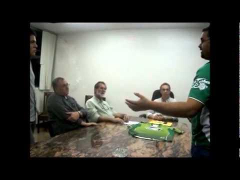 Blog do Mequinha entrevista Dr. Evandro Barros de Carvalho