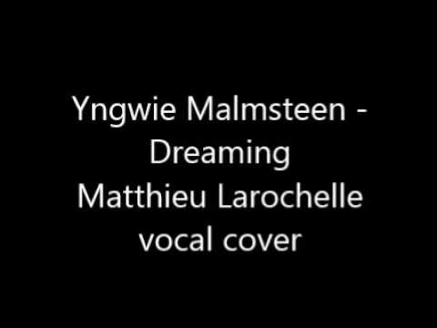 dreaming vocal cover