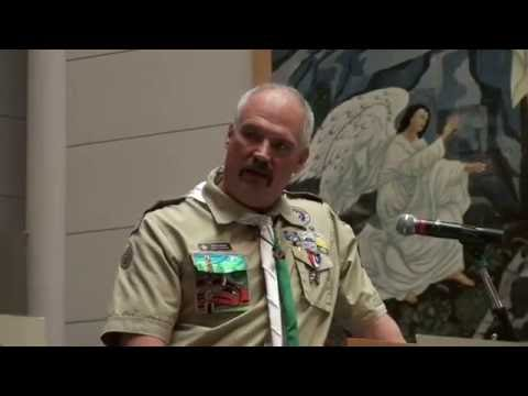 Steve Gengo Scoutmaster Minute at ECOH