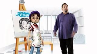 Portrait Art Lesson - uDraw Studio: Instant Artist Trailer