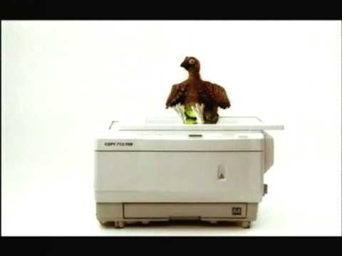 The Famous Grouse - Office Party (2001, UK)
