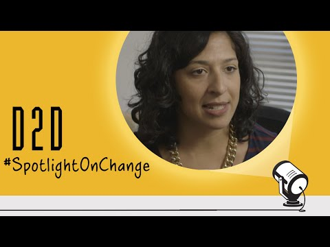 Strengthening Financial Opportunities for Consumers | D2D Fund #SpotlightOnChange