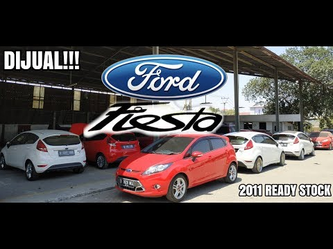 FORD FIESTA 2011 TREND-SPORT READY STOCK !!!!!