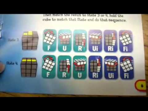 Rubik's Cube Solution- You CAN Do The Rubik's Cube