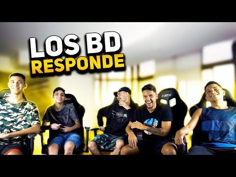 QUEM É O MAIS BAGUNCEIRO DA CASA? - LOSBDRESPONDE #1