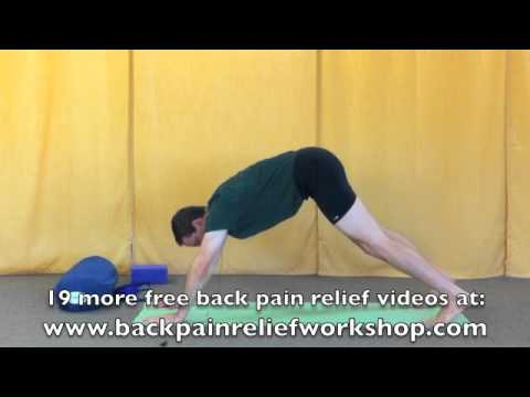 combined yoga exercises for fast back pain relief version