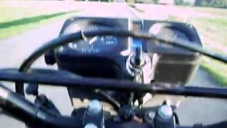 Caméra embarquée sur ma moto !!