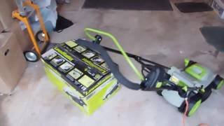 LawnMaster Electric Lawn Mower Review