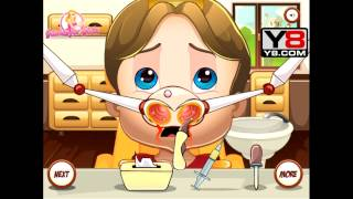 ROYAL BABY NOSE DOCTOR, GAMES-BABY(HD)