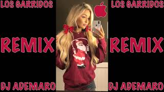 LOS GARRIDOS 2018 & SALSA CHOKE CON REGUETON & DJ ADEMARO