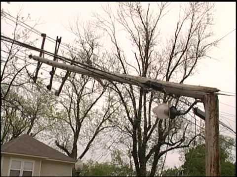 April 19, 2011 Storm Damage/Restoration - Memphis Light, Gas and Water