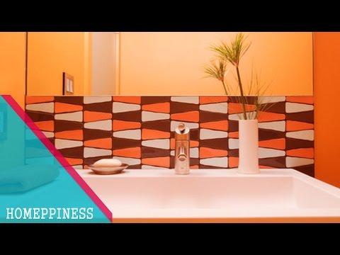 MUST LOOK!!! 25+ Cheap Bathroom Backsplash Ideas That Will Save Your Money