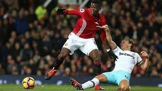 Video Gol Pertandingan Manchester United vs West Ham United