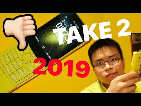 Updates Later, Still No - Nokia 8110 in 2019