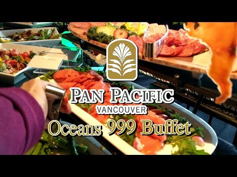 SEAFOOD BUFFET Pan Pacific Vancouver