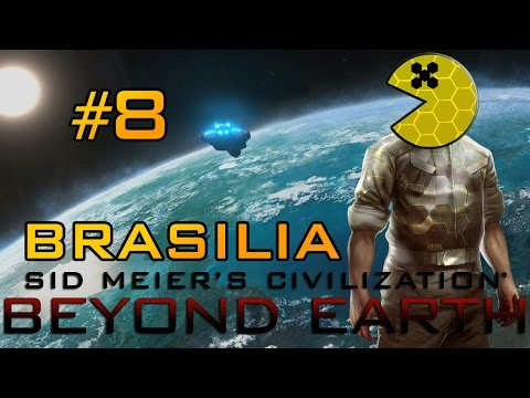 Let's Play Civilization Beyond Earth 1:8 - Brasilia