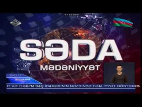 Bakü Mirzə Ələkbər Sabir Kitabxanası haberi 19.10.2016