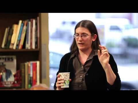 Eve Tushnet speaks at Bookmarx Bookstore