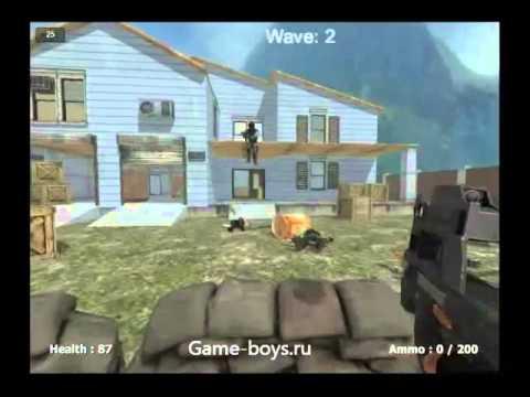 Бесплатные игры стрелялки для мальчиков в 2D и 3D