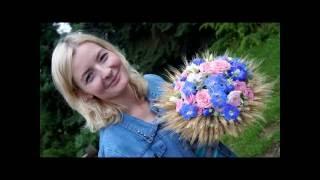 видео Флорист Лора Белобровик (Минск, Беларусь)