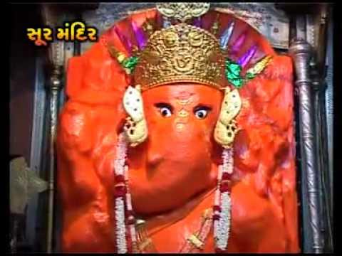Hu Tamne Samru Gajanan Gujarati Bhajan by Hemant Chauhan   YouTube