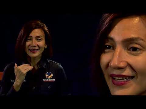 Wanda Hamidah Siap Berjuang untuk Perempuan Indonesia