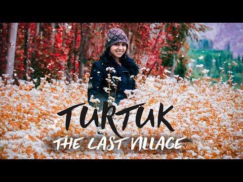Turtuk - Last Village on India - Pakistan border   Wandering Minds