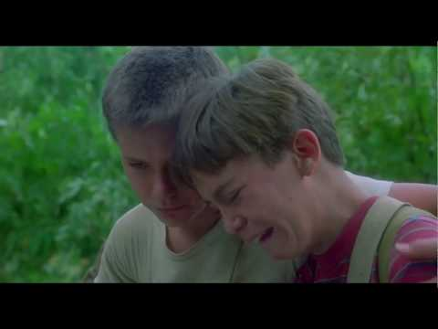 Ребята Находят Тело Школьника ... отрывок из фильма (Останься со Мной/Stand by Me)1986