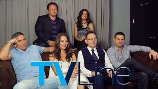 "Video ""Person of Interest"" Interview at Comic-Con 2015 download MP3, 3GP, MP4, WEBM, AVI, FLV Agustus 2017"
