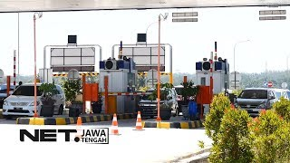 Siap-Siap...Pembayaran Menggunakan Kartu E-Toll Mulai Berlaku Nih! - NET JATENG