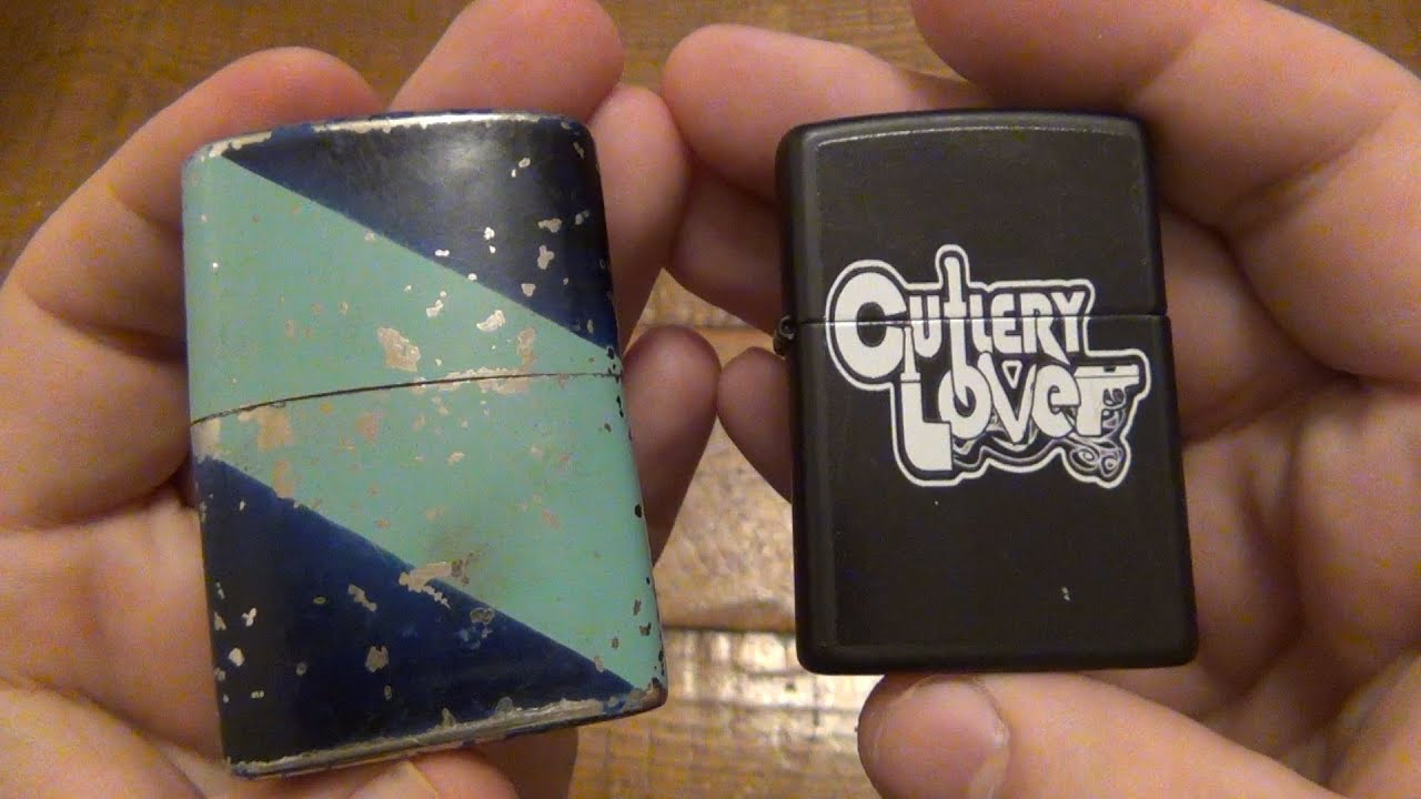 Important Piece Of Zippo Lighter History   How They Were Invented & Why