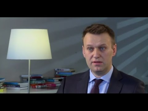 Preview of BBC Interview with Russian opposition leader Alexei Navalny